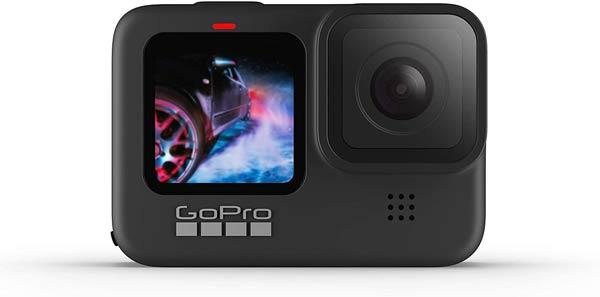 GoPro Hero 9 Camera Essential Vanlife Gear Sprinter Campervans
