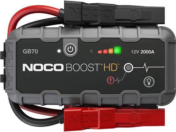 NOCO Boost Essential Vanlife Gear Sprinter Campervans